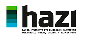 Logo empresa colaboradora Hazi