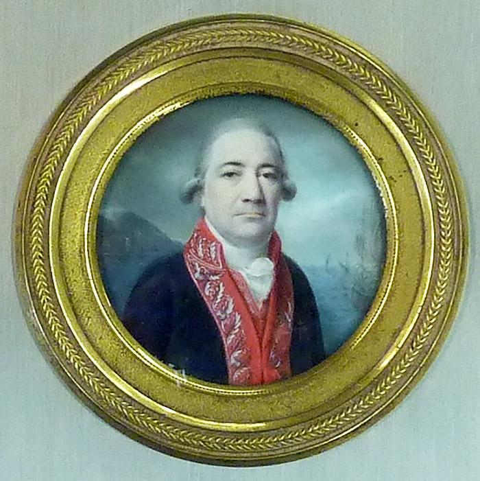 Retrato del almirante D. José de Mazarredo Salazar