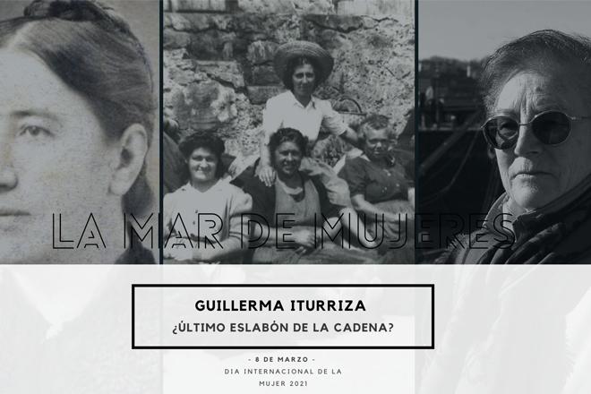 Día internacional de la mujer - Guillerma Iturriza