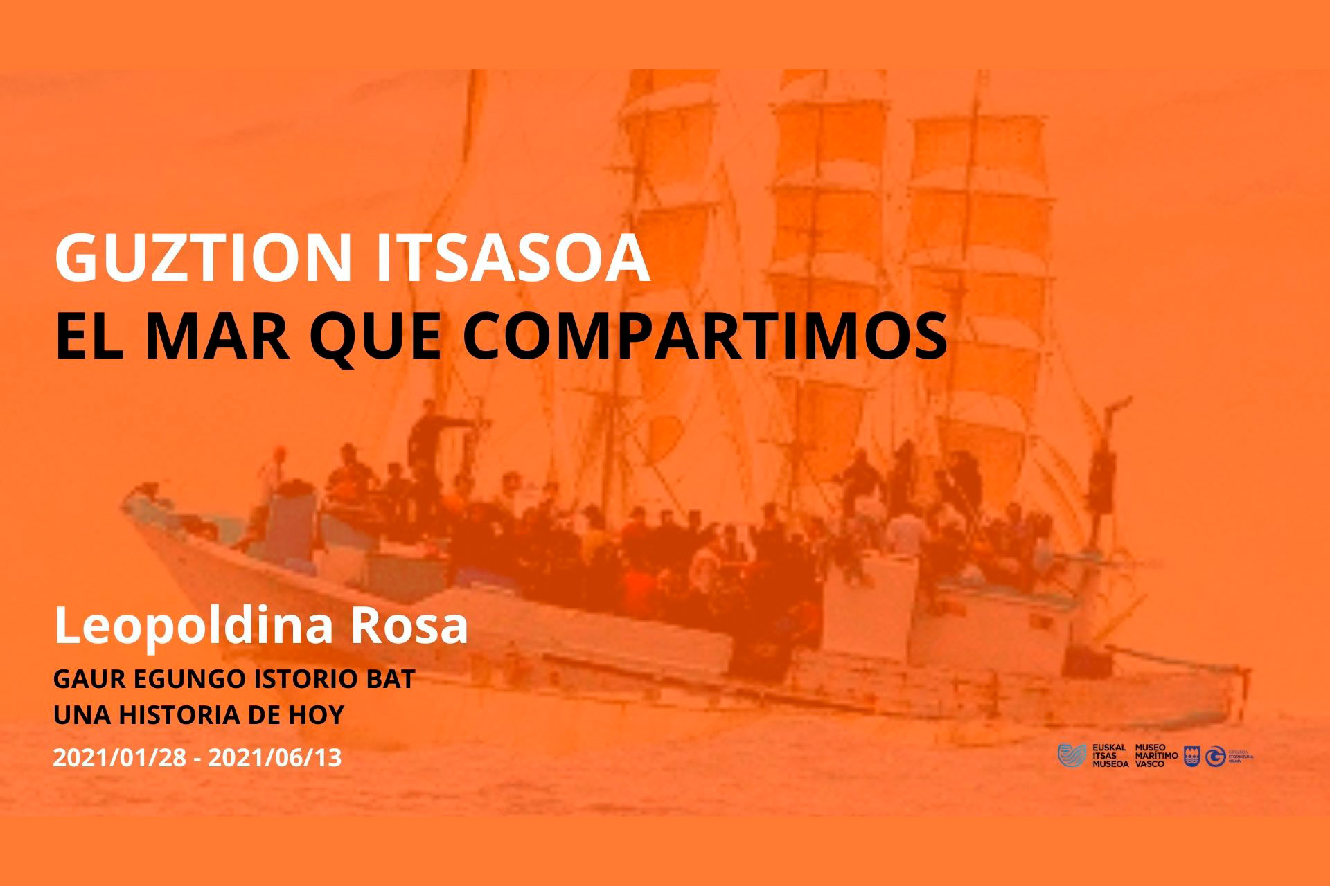 El mar que compartimos - Euskal Itsas Museoa