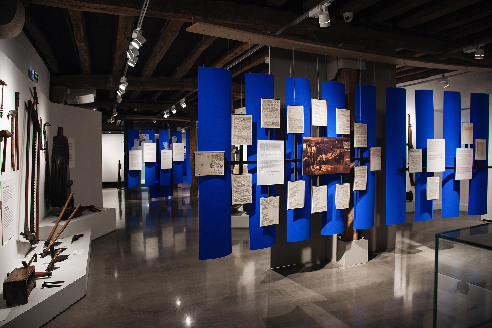 Exposición Elkano, La primera vuelta al mundo