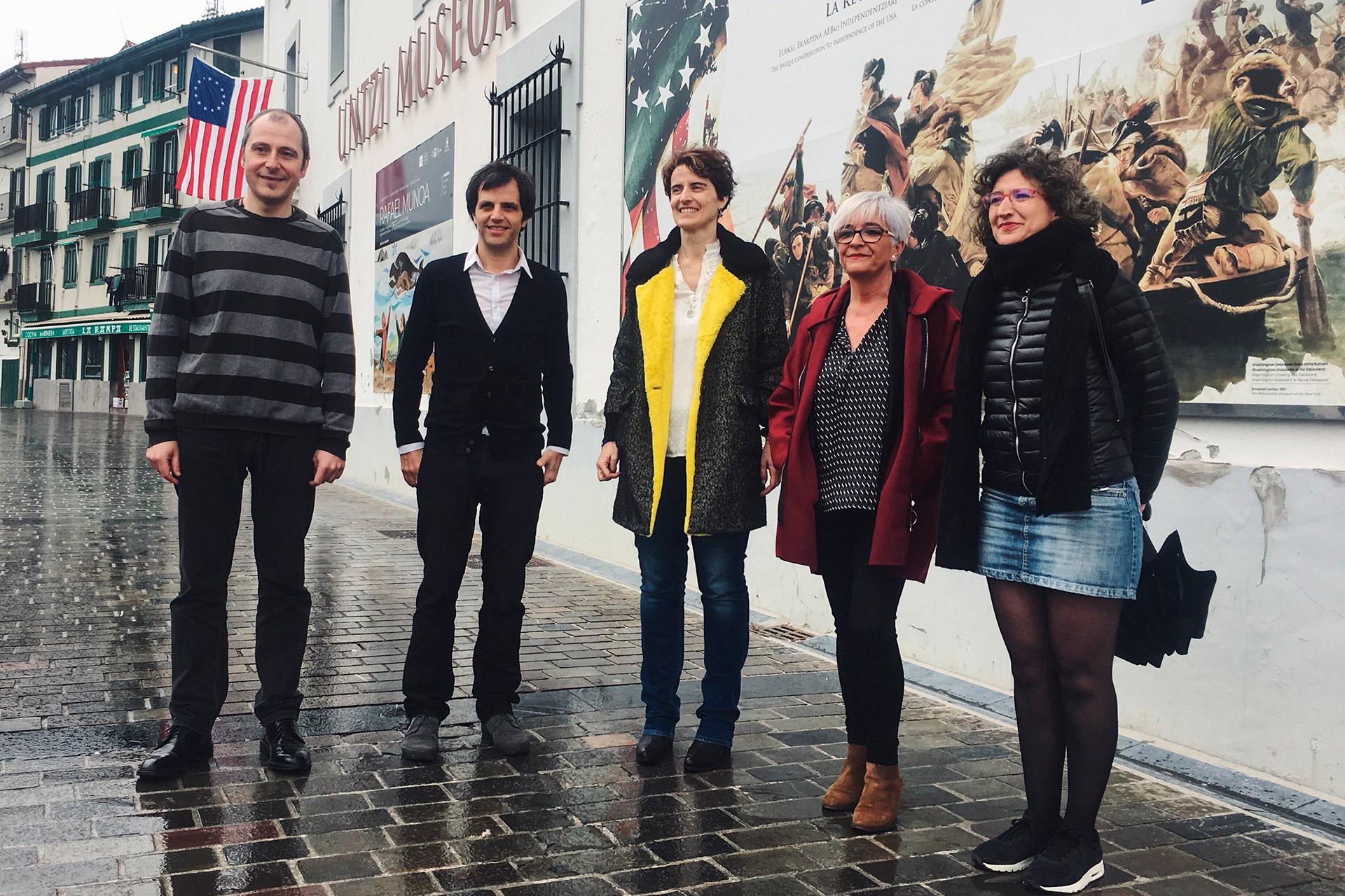 Exposición En busca de la felicidad - Euskal Itsas Museoa