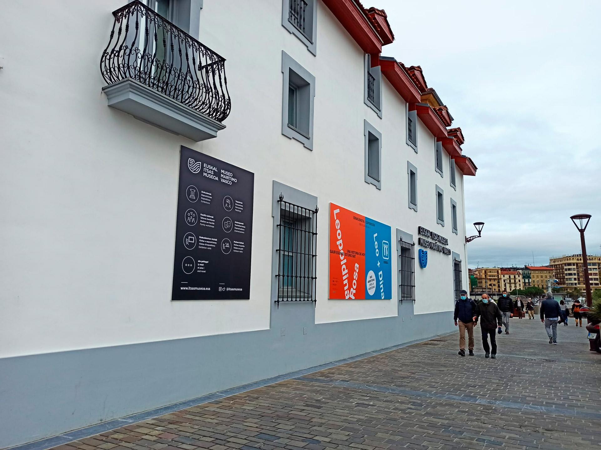 Exposición Leopoldina Rosa: Una historia de hoy