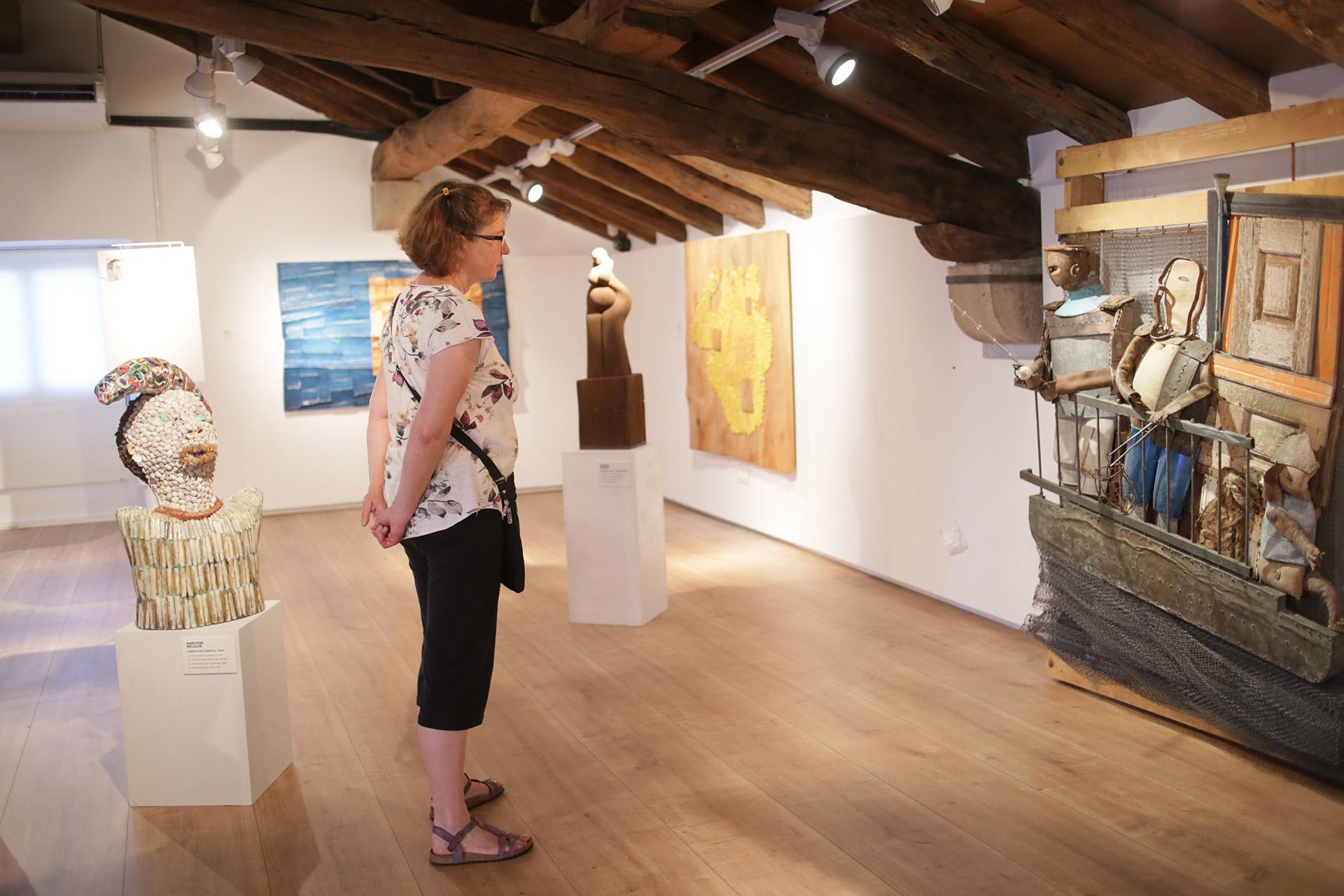Exposición Ozeana en Euskal Itsas Museoa