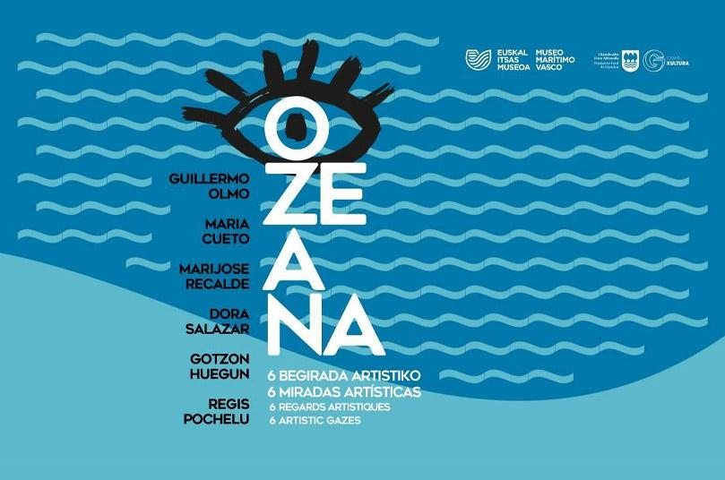 Exposición Ozeana - Euskal Itsas Museoa