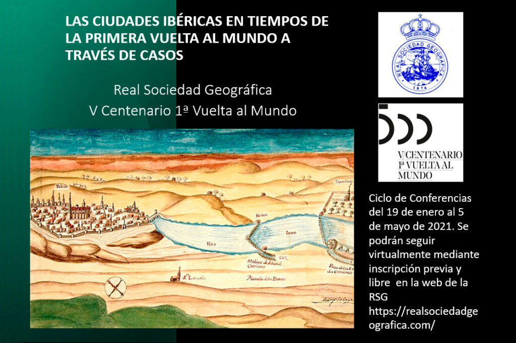 Cartel para artículo 2 repúblicas marítimas de Guipúzcoa