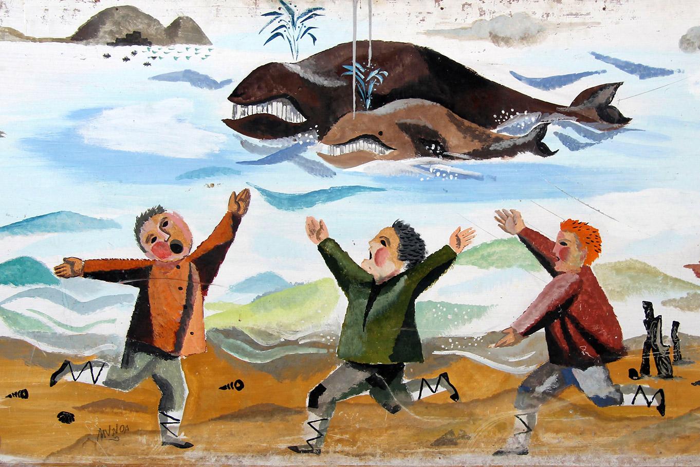 Taller Balea Bi Euskal Itsas Museoa
