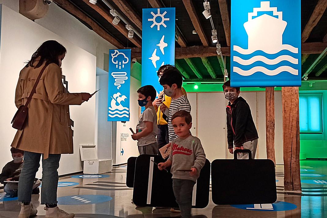 Visitas guiadas a Euskal Itsas Museoa