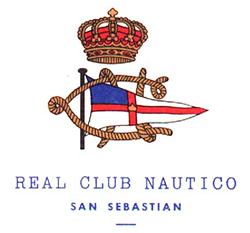 Logo Real Club Naútico de San Sebastián