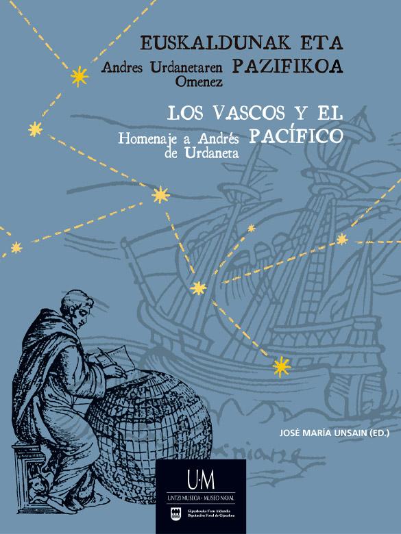 Publicación Los Vascos y el Pacífico