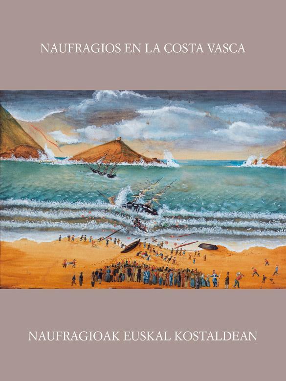Portada del documento Naufragios en la Costa Vasca