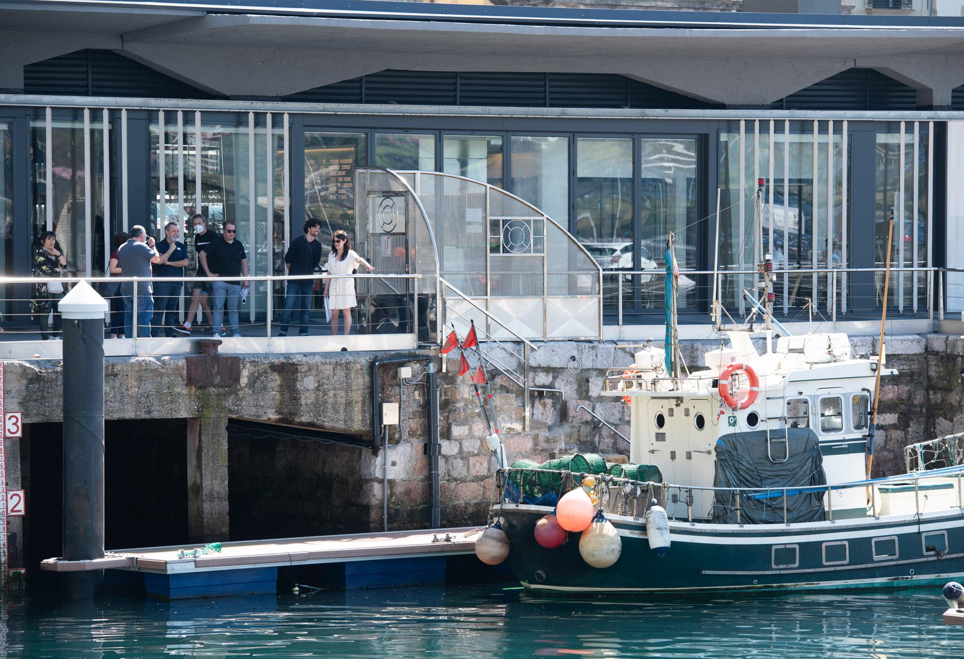 Visita al puerto - Itsas Museoa