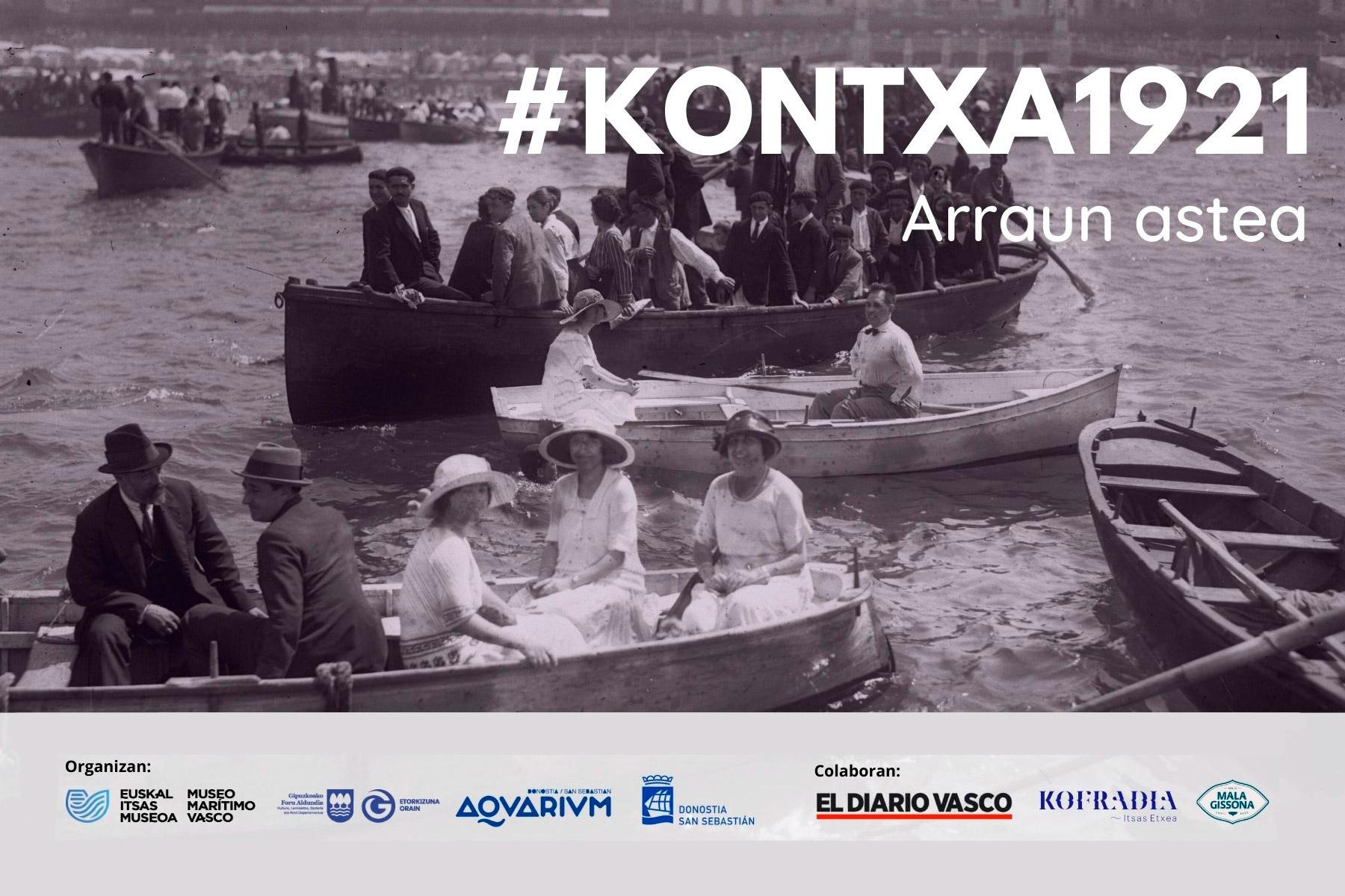 Arraun astea - Euskal Itsas Museoa - Bertso saioa