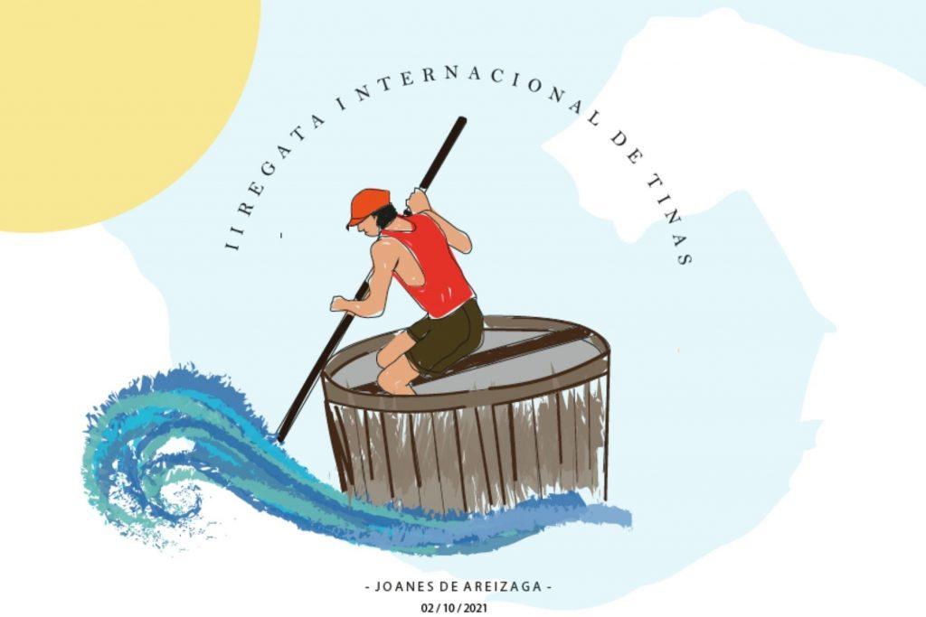 II regata internacional de Tinas