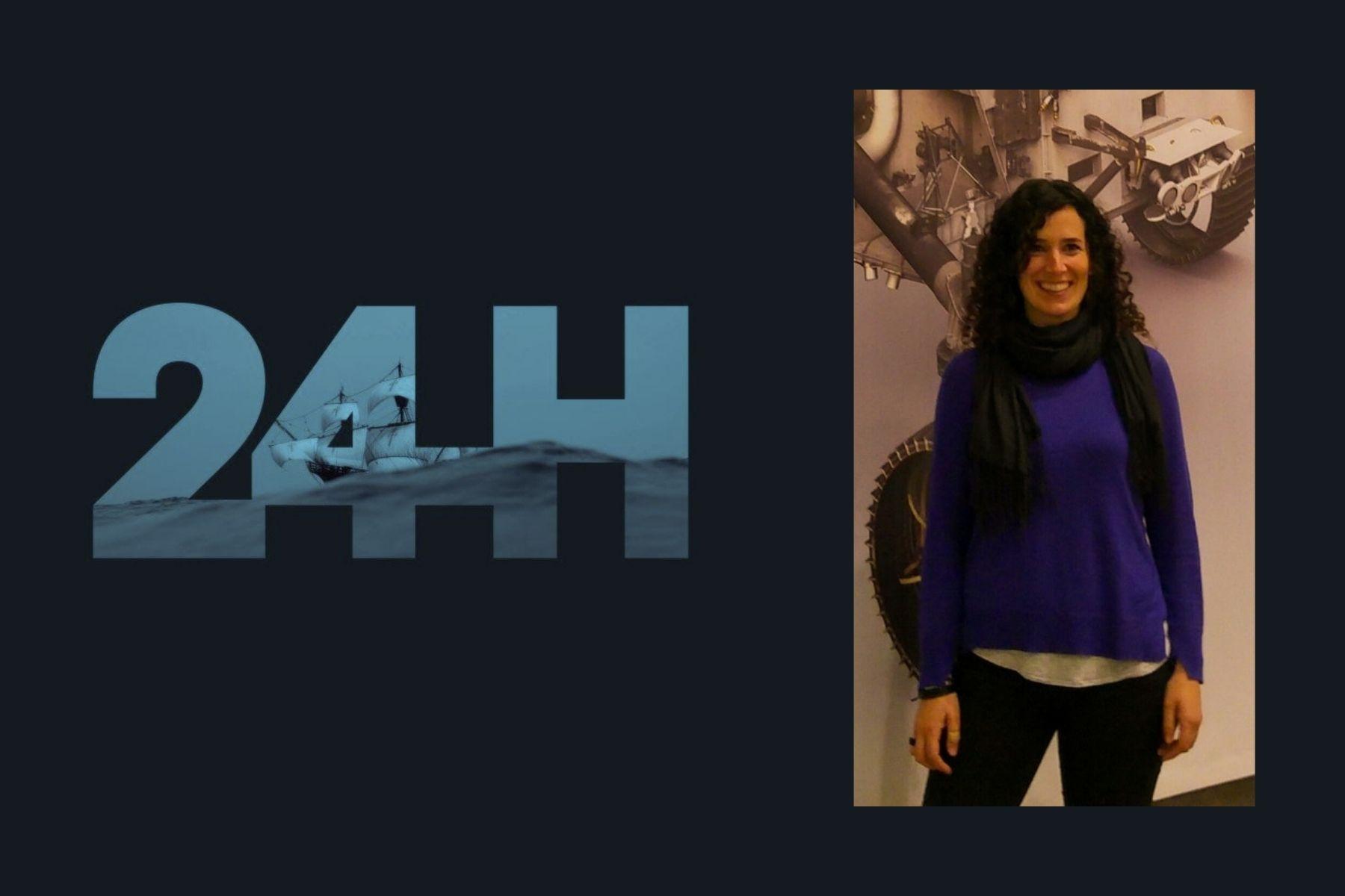Cartel del encuentro que celebraremos con Virginia Garcia, de Aranzadi, en el Euskal Itsas Museoa